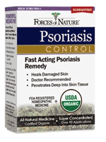 Forces Of Nature: $14 Off Psoriasis Control (33ml) - $39.85