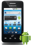 Straight Talk: Android Samsung Galaxy Precedent For $19.99