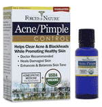 Forces Of Nature: $40 Off Acne / Pimple Control Solution