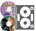 Neato: Top Sellers: PhotoMatte CD/DVD Labels - 100 Pack As Low As: $19.98