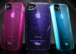 ISkin: Claro/claro Glam For IPhone 4/4S