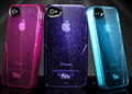 ISkin: Claro/claro Glam For IPhone 4/4S