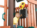 Swing-N-Slide: 47% Off Driving Swing Set Accessory Kit + Free Shipping
