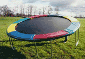 WillyGoat: $15 Off The Purchase Of A Trampoline
