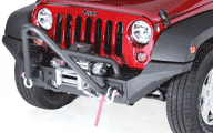 DriveOffroad: High Clearance XHD Bumper Ends, 07-13 Jeep Wrangler (JK) Starting At $219.99