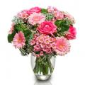 Flora Queen: 25% Off Pink Smile
