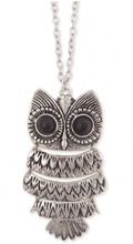 End Of Retail: 80% Off On The Hoot Owl Necklace