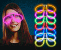 Cool Glow: Glow Eyeglasses From Only $0.69