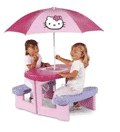 Bamba: 22% Rabatt Picknickbord, Hello Kitty