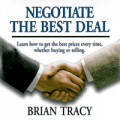 Brian Tracy: Save On Negotiate The Best Deal CD