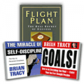 Brian Tracy: 25% Off Flight Plan + 2 Bonus CDS