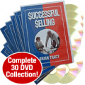Brian Tracy: Successful Selling DVD Series 20% Off