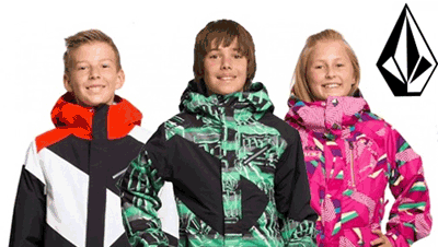Axl's Closet: Up To 70% Off All Volcom Kids Clothing And Accessories