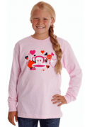 Axl's Closet: Paul Frank Country Shred Long Sleeve T Shirt - Girls