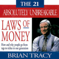Brian Tracy: 12% Off The 21 Absolutely Unbreakable Laws Of Money MP3