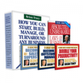 Brian Tracy: $100 Off How You Can Start, Build, Manage Or Turn Around Any Business Home Study Course
