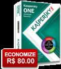 Kaspersky: Proteja Tudo Com O Kaspersky ONE E ECONOMIZE R$80.00