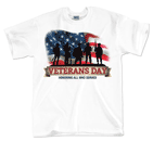 Medals Of America: Veterans Day 2013 T-Shirt Just For $14.95