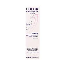 Sallybeautysupply: Save $1 On Ion® Color Brilliance® Brights Semi-Permanent Crème Hair Color