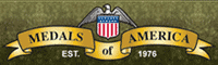 Click to Open Medals of America Store