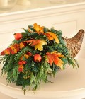 ProFlowers: 25% Off Thanksgiving Cornucopia Centerpiece