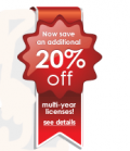 20% Off Enterprise Edition