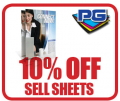 PGprint: 10% Off Sell Sheets