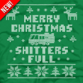 Five Finger Tees: Holiday Shirts: Shitters Full