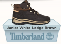 Houser Shoes: Junior White Ledge Brown