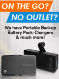 NothingButSoftware.com: Portable Backup Battery Pack-Chargers & More Deals!