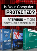 NothingButSoftware.com: Specials On Antivirus + More Software!