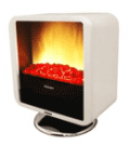 HeaterHome: Save $70 For Dimplex DCS19W Cube Electric Fireplace On Sale