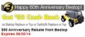 StreetSideAuto: $50 Anniversary Rebate From Bestop