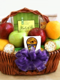 Organic Bouquet: Natural Ingredients Make Gourmet  Gifts Even Better