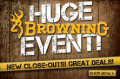 The Sportsman's Guide: Huge Browning Event!