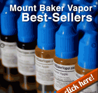 MtBakerVapor: $4 Off Best-seller E Juice Vapor