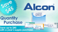 Discount Contact Lenses: Save Up To $45 Off 2014 Alcon