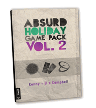Simply Youth Ministry: Absurd Holiday Games Vol 2
