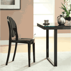 PolyandBark: $50.01 Off On Victoria Ghost Style Side Chair Set Of 2