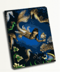 Flattenme: Seahorse Wall Art At Just $19.95