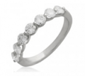 Diamond Delight: Women's Wedding Rings Starting At $89.99