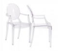 PolyandBark: $25 Off On Louis Ghost Style Armchair Set Of 2
