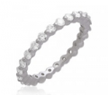 Diamond Delight: Eternity Rings Starting At $189.99