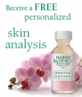MarioBadescu: Free Personalized Skin Analysis