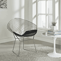 PolyandBark: $55 Off On Bertoia Style Diamond Chair