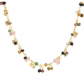 Sacred Jewels: Save On Tourmaline Beaded Vision Necklace