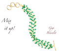 Sacred Jewels: Save On 6 Strand Necklace