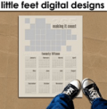 Panstoria: Little Feet Digital Designs From $2.39