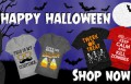 Fifth Sun: Halloween Themed Tees From $12
