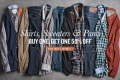 Johnston & Murphy: Buy 1 Get 1 50% Off Men's Apparel